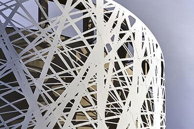 Die vielfältigen Einsatzmöglichkeiten von Lochblechen in der Architektur