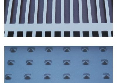 Special perforation Example 02
