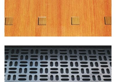 Special perforation Example 05