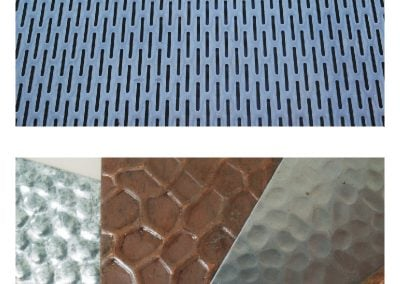 Special perforation Example 06